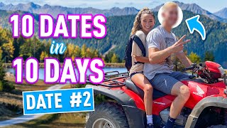 Brooklyn's 10 DATES in 10 DAYS | Meet Ethan (Date #2) by Brooklyn and Bailey