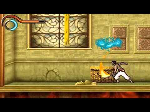 prince of persia les sables du temps gba rom