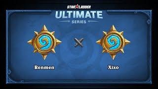 Xixo vs RENMEN, game 1