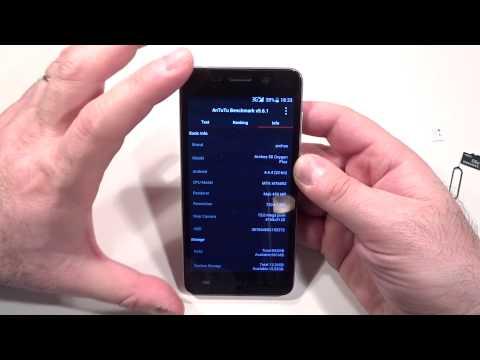 ARCHOS 50 OXYGEN PLUS - Video anteprima