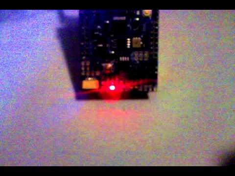 Arducopter 2 weird LED pattern