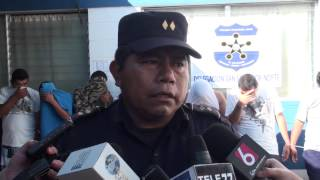 PNC Captura A Estructura De Extorsionistas En Tonacatepeque