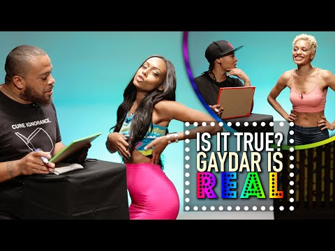 Gaydar is Real? - Is It True