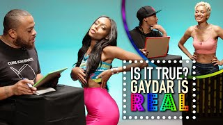 Video Gaydar is Real | Is It True? MP3, 3GP, MP4, WEBM, AVI, FLV Juli 2018