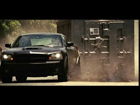 Fast Five Bridge Scene