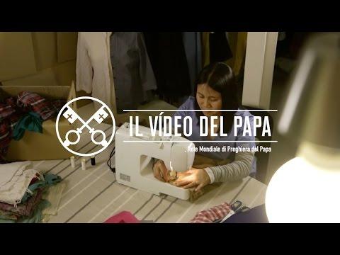 video ufficiale di papa francesco sulle donne. forte messaggio!