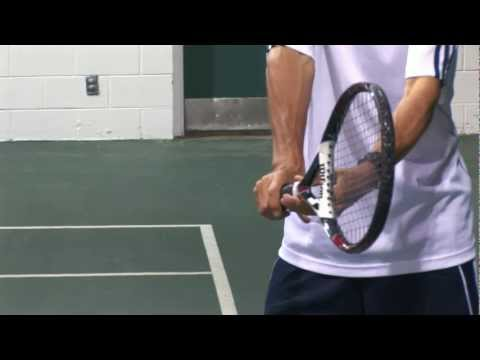 Tennis Tips: The One-Handed Backhand Grip – How & Why!