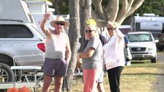 Bargara Australia  city pictures gallery : Bargara Beach Caravan Park, Coral Coast Queensland