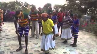 Konso Traditional Dance