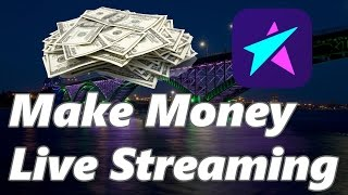 Video How to Make Money Live Streaming while Doing anything MP3, 3GP, MP4, WEBM, AVI, FLV November 2018