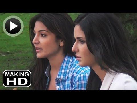 Making Of The Film | Jab Tak Hai Jaan | Part 2 | Shah Rukh Khan, Katrina Kaif, Anushka | Yash Chopra