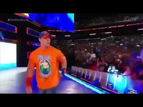 Roman Reigns vs John Cena Full Match HD