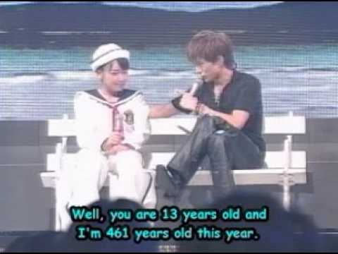 Gackt With Morning Musume-english Subs