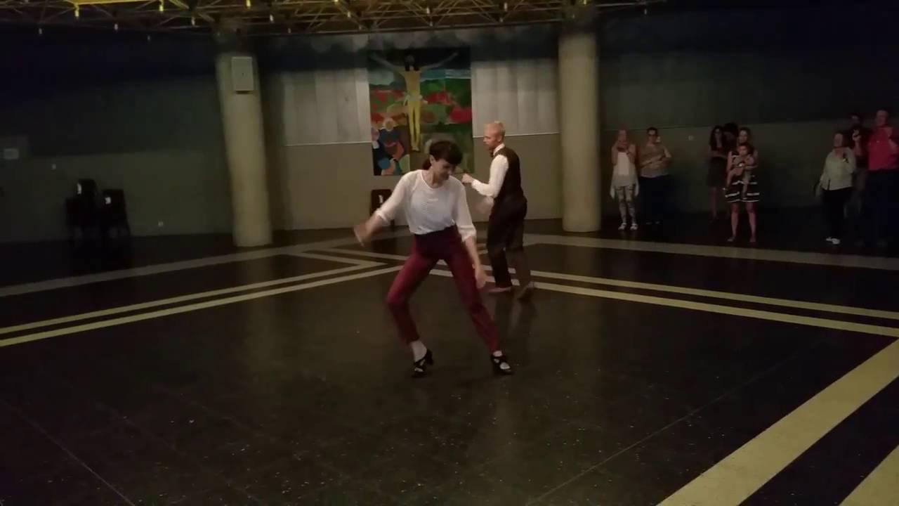 Lindy Hop Class