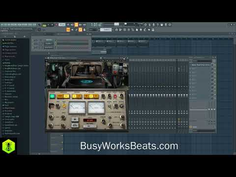 FL Studio 20 - Drake Sample Beat Tutorial