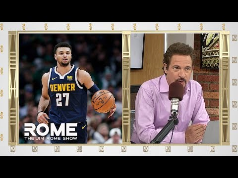 Video: Nuggets dominate the West   The Jim Rome Show