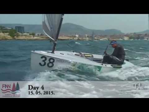 Finn Europeans 2015 - Day 4