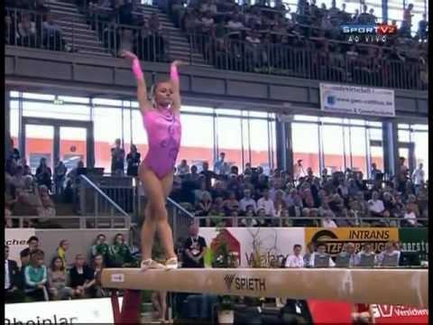 Vasiliki Millousi GRE Beam @ Cottbus 2012 - 1st place
