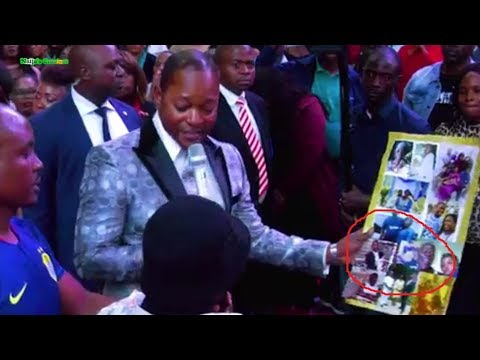 Pastor Alph Lukau Performs Most Ridiculous Picture Miracle Ever
