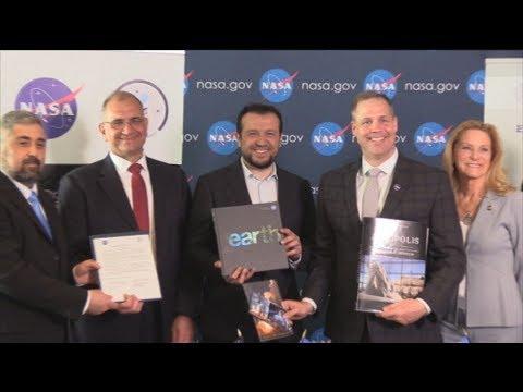 Έλληνες επιστήμονες: Ιστορικής σημασίας η συμφωνία ΕΛΔΟ-NASA