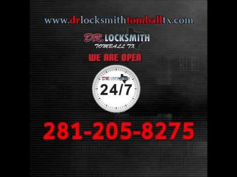 Dr Locksmith Tomball TX | 281-205-8275 | 24 Hour Locksmith in Tomball TX