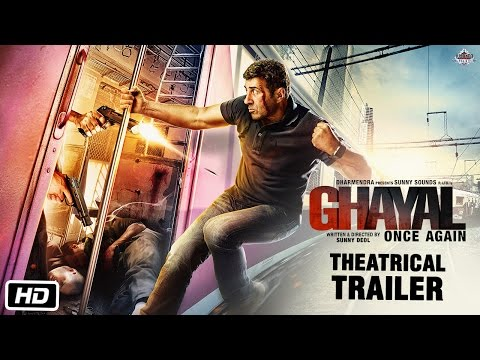 Ghayal Once Again Theatrical Trailer
