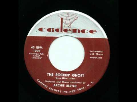 bleyer - Good 50's halloween track, co-written by Steve Allen.