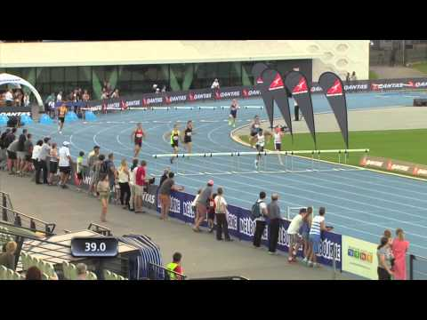2013 Qantas Melbourne World Challenge - Men's 400m Hurdles
