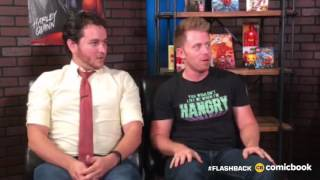 Flashback S3 Ep 1: Host Reactions by Comicbook.com