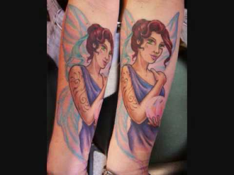 Fairy Tattoos Designs