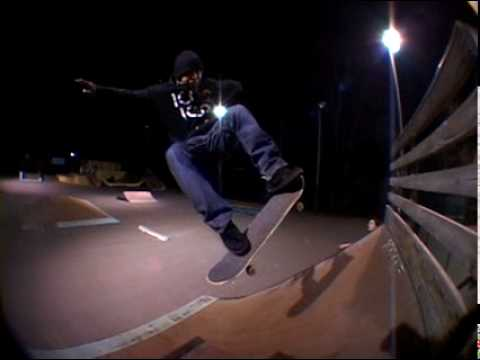 Icy Night @ Rockville Skatepark