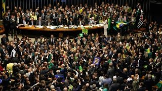 São Paulo - Os investidores digeriam hoje a aprovação na Câmara da continuidade do processo de impeachment da presidente Dilma Rousseff. Como o resultado fav...
