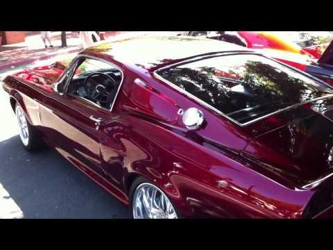 Ford mustang gt 500 cobra снимок
