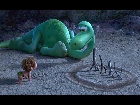 The Good Dinosaur - Best Scenes