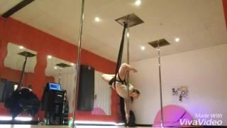 Pole Silks - Twisted Grip/Jewel