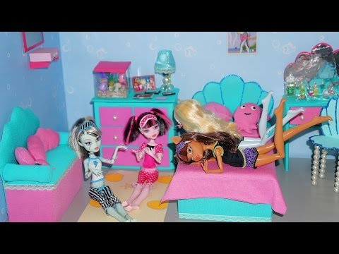Monster High: Festa do Pijama de Arrepiar (Scary Sleepover)