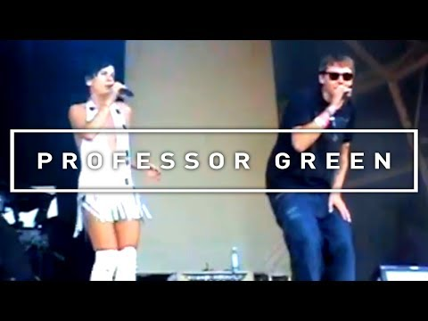 Professor Green ft. Lily Allen - Just Be Good To Green [Live at Bestival]