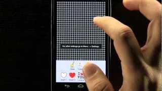 LED Light Fun + Flashlight YouTube video