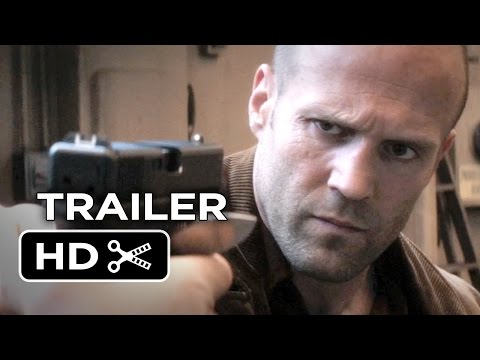 Wild Card Official Trailer #1 (2015) – Jason Statham, Sofia Vergara Movie HD
