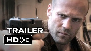 Wild Card Official Trailer  1  2015    Jason Statham  Sofia Vergara Movie Hd