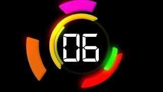 Download Lagu 60 seconds Countdown - TIMER WITH VOICE and SOUND effects ( v 49 ) Mp3