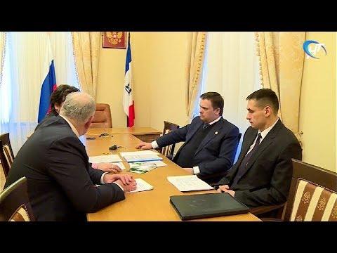 Губернатор Андрей Никитин провел личный прием граждан