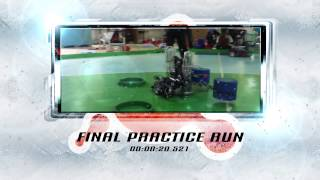38 sec Green Planet Team India ABU Robocon 2013