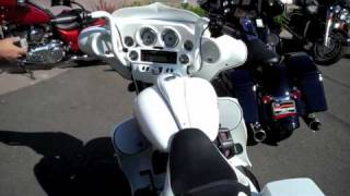 4. 2011 Harley FLHX Street Glide 850 watt Sound Systems