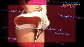 Tie Me Up Corsets (Triumph Inspiration Award 2011 Ep 2.7)
