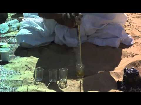 How To Prepare Mauritanian Tea