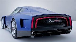 ► Volkswagen XL Sport - World Premiere