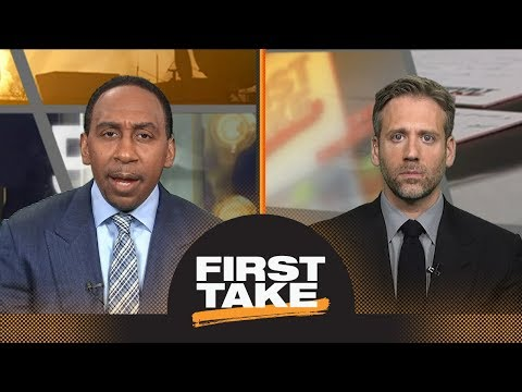 First Take reacts to 2018 NBA draft lottery: Should No. 1 pick be a lock? | First Take | ESPN