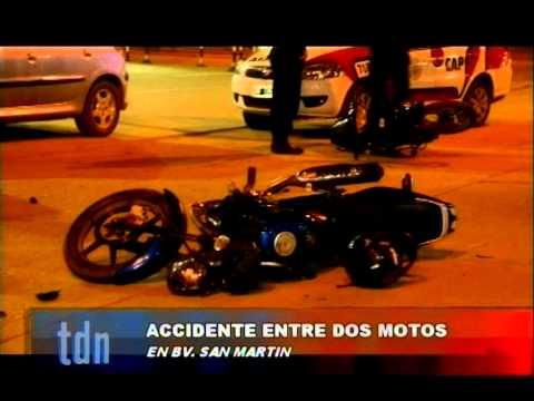 ACCIDENTE MOTOS