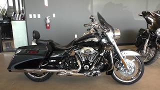 1. 950492   2013 Harley Davidson CVO Road King 110th Anniversary   FLHRSE5 Used motorcycles for sale